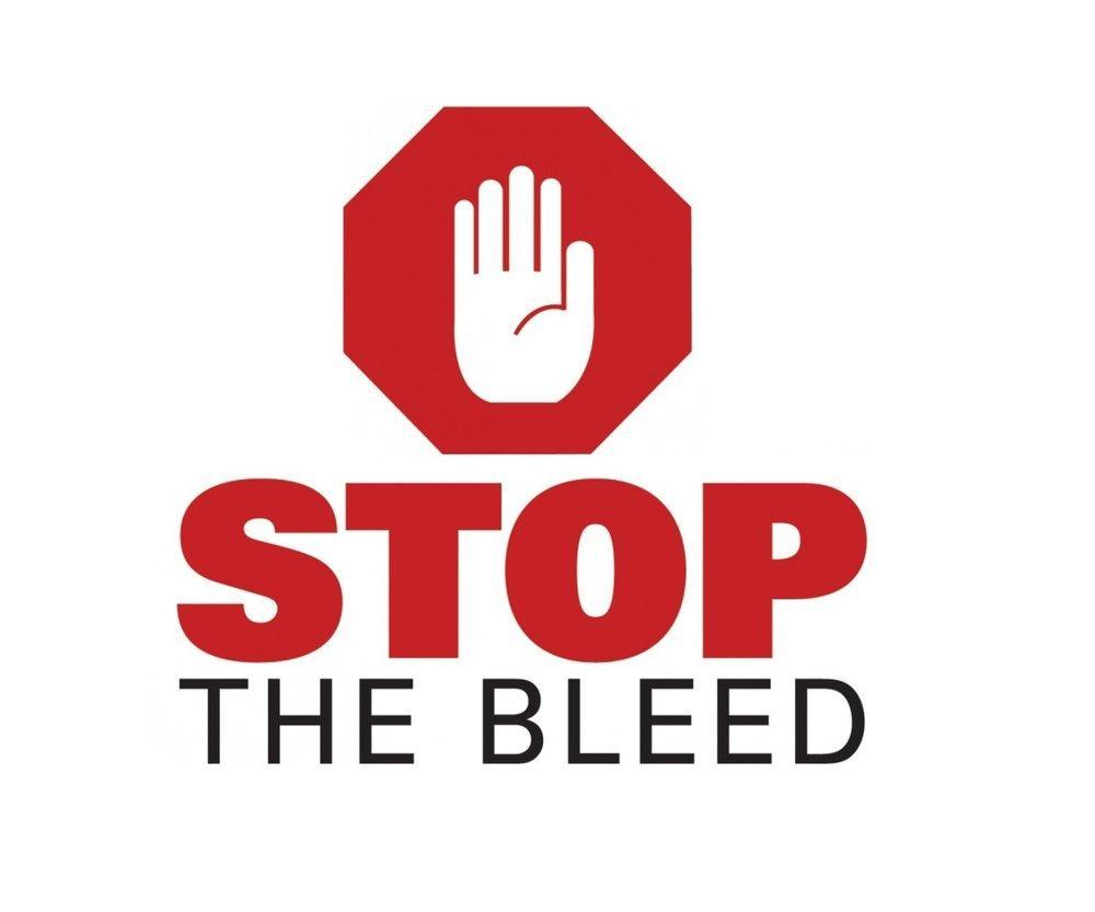 Stp bleed logo